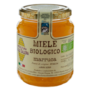 Miele biologico di marruca | Apicoltura Colle Salera