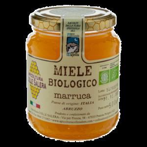 Miele biologico di marruca | Apicoltura Colle Salera