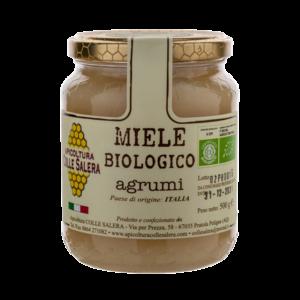 Miele biologico di agrumi | Apicoltura Colle Salera
